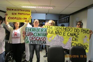 Servidores farão abertura da Campanha Salarial com protesto e discurso na Câmara