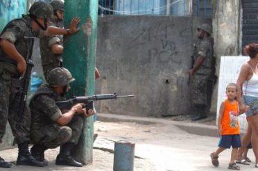 Nota da Intersindical-RJ em repúdio à intervenção militar no Rio de Janeiro